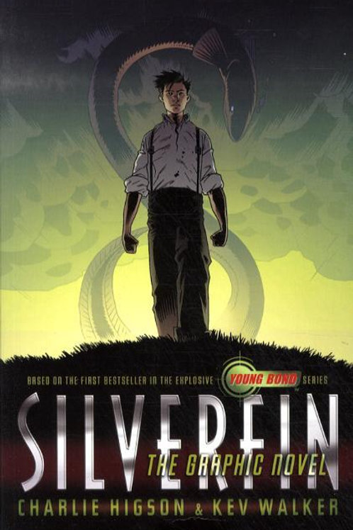 SilverFin: The Graphic Novel Charlie Higson