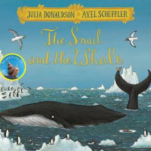 The Snail and the Whale Festive Edition Julia Donaldson