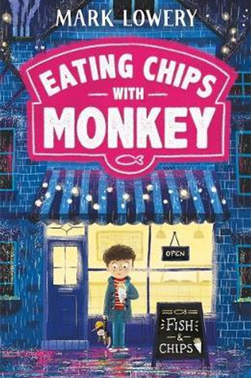 Eating Chips with Monkey       by Mark Lowery