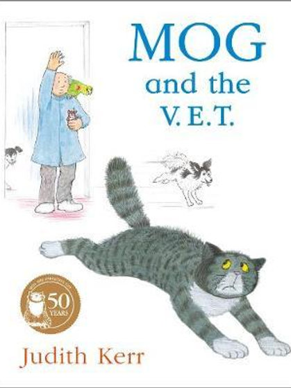 Mog and the V.E.T. Judith Kerr