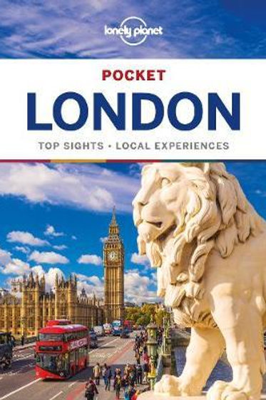 Lonely Planet Pocket London Planet Lonely