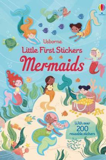 Little First Stickers Mermaids Holly Bathie