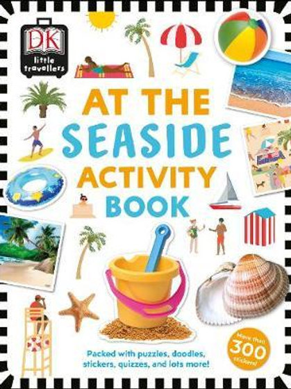 At the Seaside Activity Book: Includes more than 300 Stickers  DK
