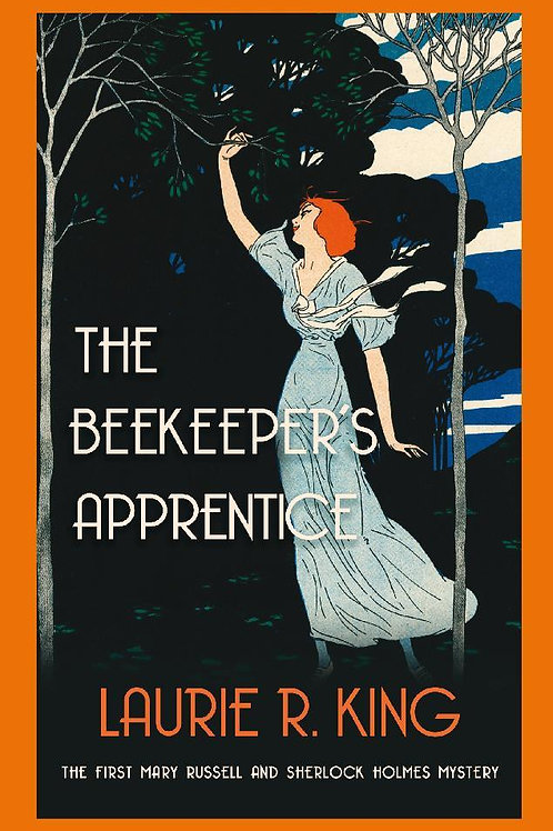 Beekeeper's Apprentice       by Laurie R. King (Author)