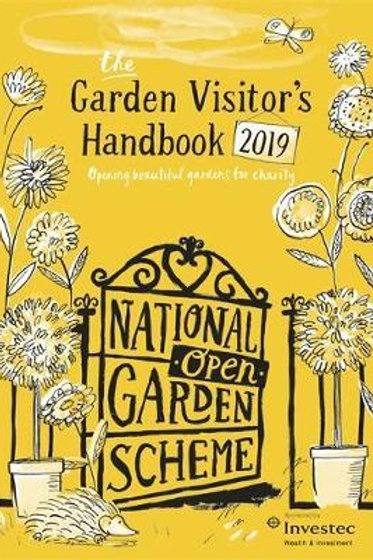 The Garden Visitor's Handbook 2019: Opening beautiful gardens for charity Nation