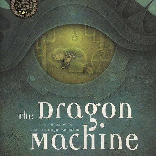 Dragon Machine       by Helen Ward