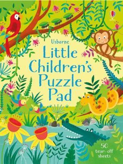 Little Children's Puzzle Pad Kirsteen Robson