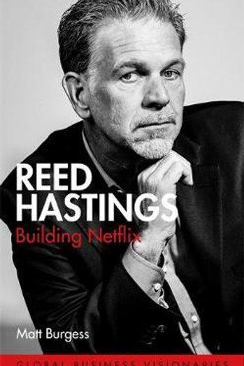 Reed Hastings     by  Matt Burgess