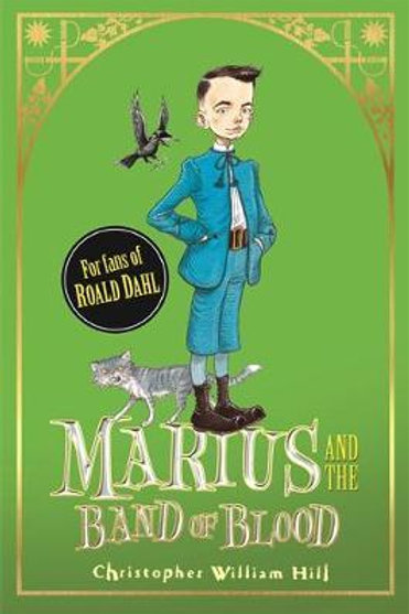 Marius and the Band of Blood Hill, Christoph William