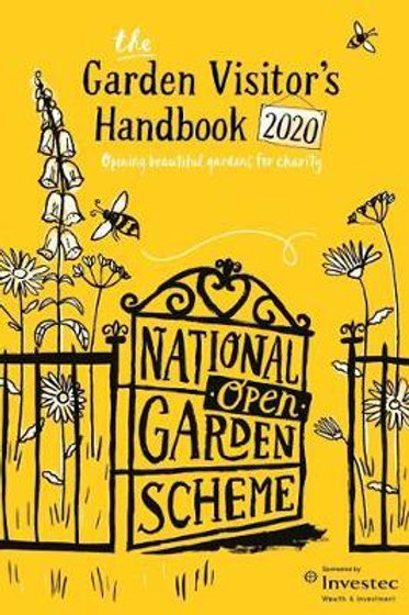 Garden Visitor's Handbook 2020     by  The National Garden Scheme (NGS)
