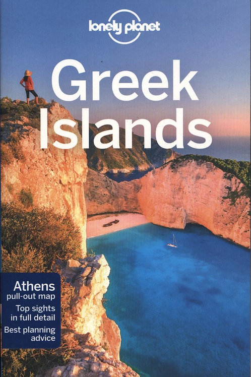 Lonely Planet Greek Islands Planet Lonely