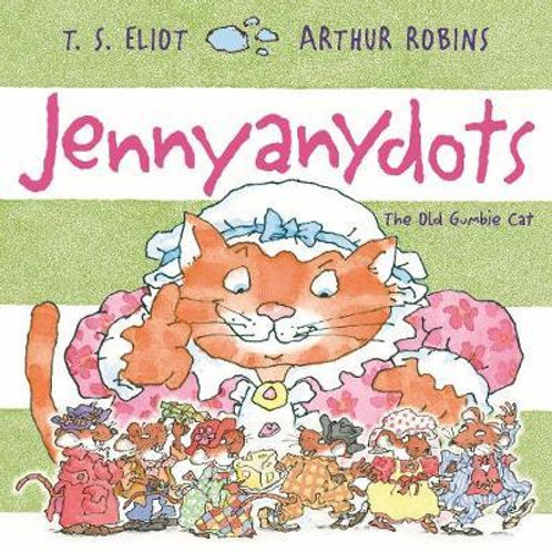 Jennyanydots       by T. S. Eliot