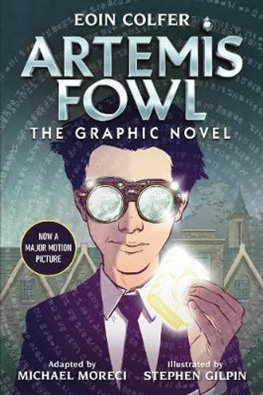 Artemis Fowl: The Graphic Novel (New) Eoin Colfer