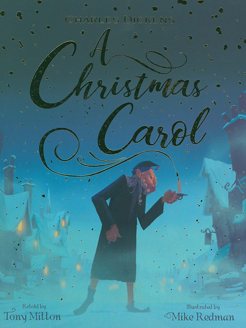 A Christmas Carol Tony Mitton