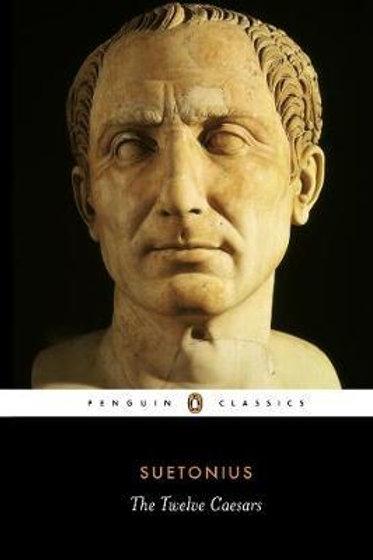 Twelve Caesars  by  Suetonius