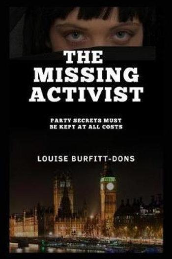 Missing Activist       by Louise Burfitt-Dons