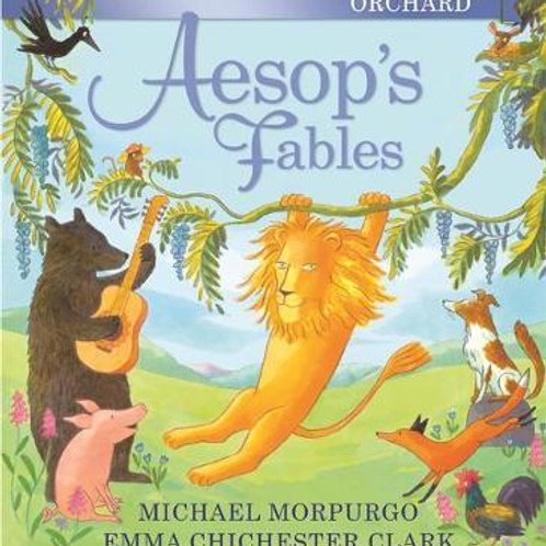 Orchard Book of Aesop's Fables Michael Morpurgo