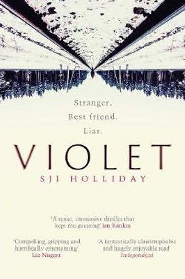 Violet       by SJI Holliday