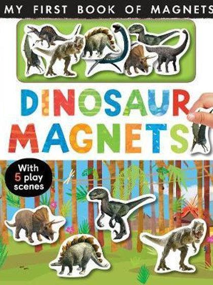 Dinosaur Magnets Nicola Edwards