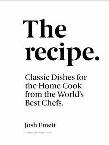 Recipe       by Josh Emett
