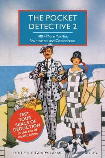 Pocket Detective 2       by Kate Jackson