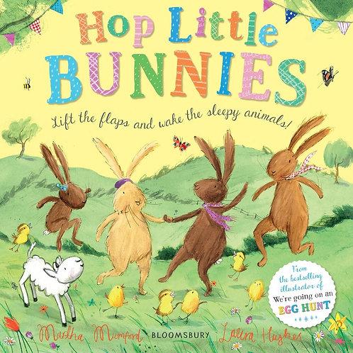 Hop Little Bunnies       by Martha Mumford
