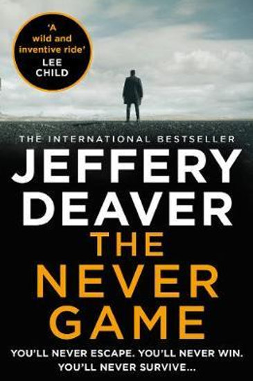 Never Game       by Jeffery Deaver