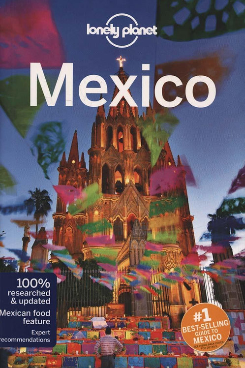 Lonely Planet Mexico Planet Lonely