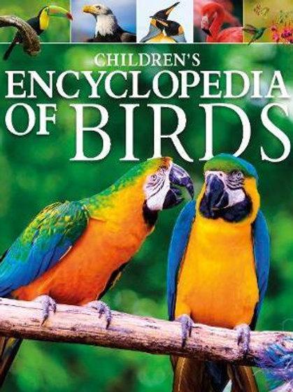 Children's Encyclopedia of Birds Claudia Martin