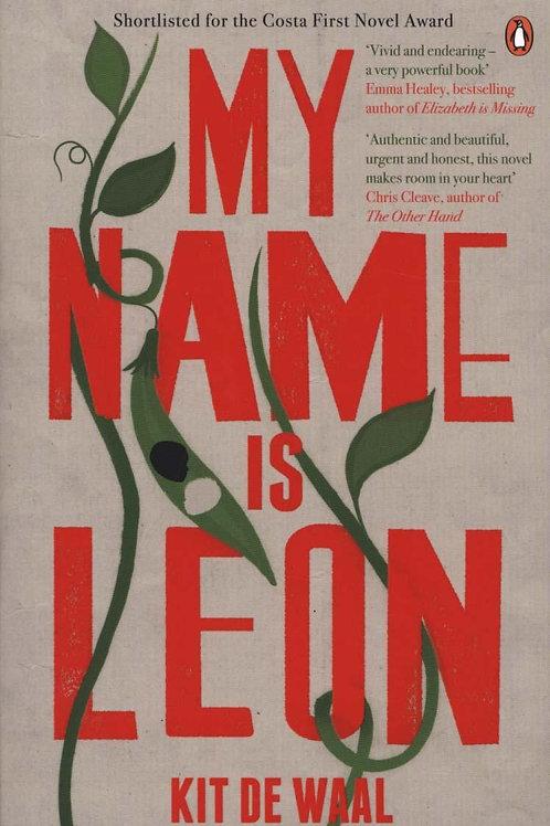 My Name Is Leon       by Kit De Waal