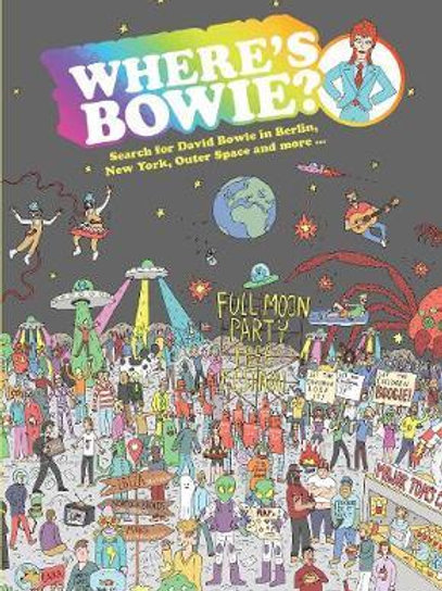 Where's Bowie?       by Kev Gahan