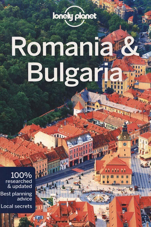 Lonely Planet Romania & Bulgaria Planet Lonely