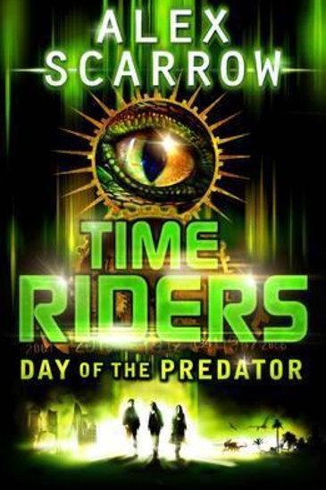 Day of the Predator Alex Scarrow