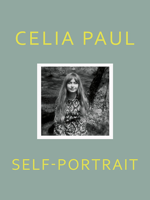 Self-Portrait       by Celia Paul