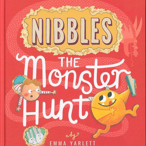 Nibbles: The Monster Hunt Emma Yarlett