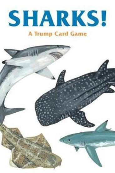 Sharks: A Trump Card Game Kelsey Oseid