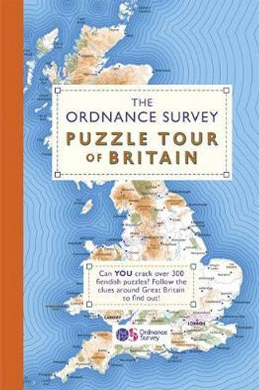 Ordnance Survey Puzzle Tour of Britain       by Ordnance Survey