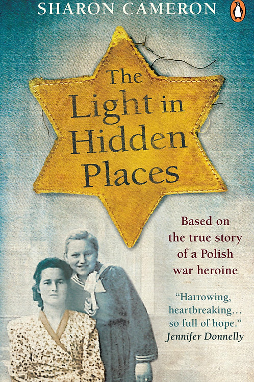Light in Hidden Places       by Sharon Cameron