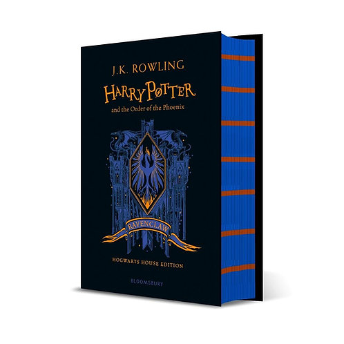 Harry Potter & the Order of the Phoenix - Ravenclaw       by J.K. Rowling