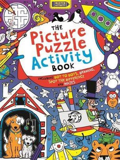 The Picture Puzzle Activity Book Josephine Southon