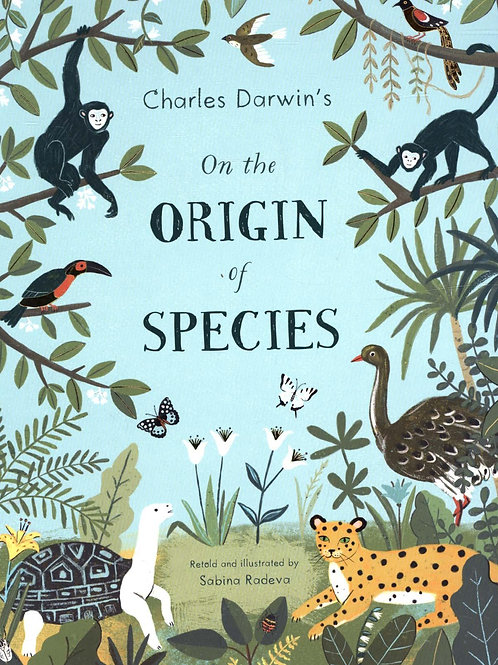 On The Origin of Species Sabina Radeva