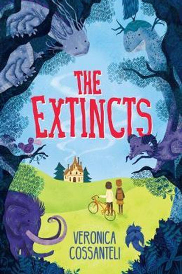 The Extincts (reissue) Veronica Cossanteli
