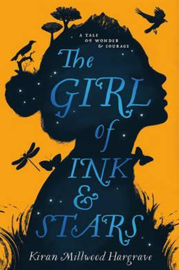 Girl of Ink & Stars       by Kiran Millwood Hargrave