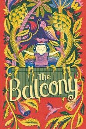 The Balcony Melissa Castrillon