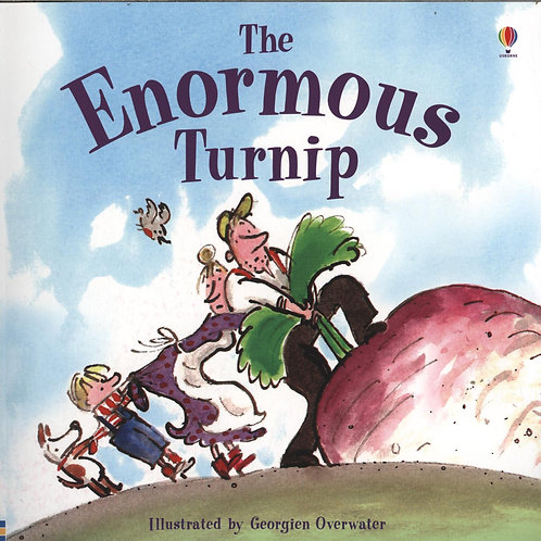 Enormous Turnip       by Katie Daynes