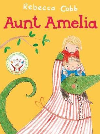 Aunt Amelia Rebecca Cobb