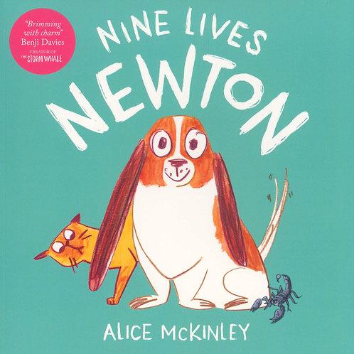 Nine Lives Newton Alice McKinley