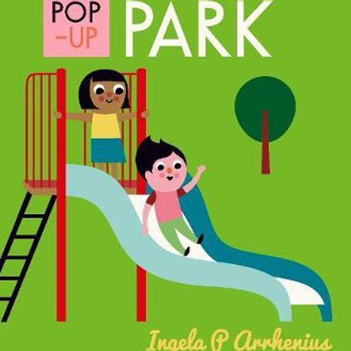 Pop-up Park Ingela Peterson Arrhenius