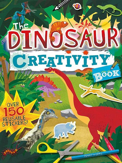 The Dinosaur Creativity Book Penny Worms