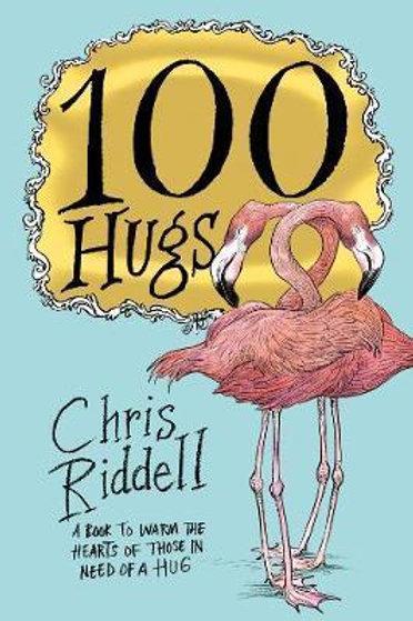 100 Hugs Chris Riddell